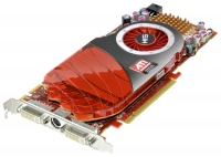 HIS PCI-E ATI Radeon HD4850 512Mb DDR3 256bit TV-out 2xDVI Retail