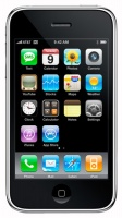 Apple iPhone 3G SAM620МГц/128Mb/16Gb/320x480 3.5'/GSM/GPRS/UMTS/WiFi/BT/GPS/2mp cam/iPhoneOS/133г