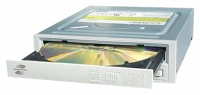 NEC AD-7191A White DVD-RAM:12х,DVD±R:20x,DVD+R9(DL):8х,DVD±RW:8x,CD-R:48,CD-RW:32x/Read DVD:16x,CD:48x