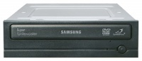Samsung SH-S202J Black DVD-RAM:12х,DVD±R:20x,DVD+R(DL):12х,DVD±RW:8x, CD-RW:32/ Read DVD:16, CD:48x,OEM