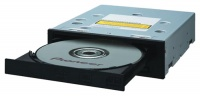 Pioneer DVR-115DBK Black DVD±R:20x,DVD+R(DL):10х,DVD±RW:8x, CD-RW:32x/Read DVD:16x, CD:40x
