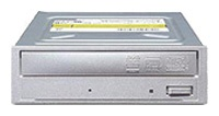 NEC AD-5200A Silver DVD±R:20x,DVD+R9(DL):12х,DVD±RW:8x,CD-R:48,CD-RW:32x/Read DVD:16x,CD:48x