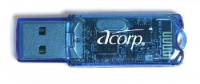 Acorp WBD2-A2 (Class II 40m)  USB Dongle Bluetooth v2.0