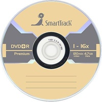 SmartTrack 4.7Gb DVD+R 16x slim
