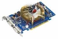 Asus PCI-E NVidia GeForce 8600GT 8600GT/HTDP 256Mb 128bit DDR3 DVI TV-out Retail