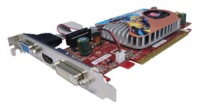 Gecube PCI-E ATI Radeon HD3450 256Mb DDR2 64bit TV-out 2xDVI oem