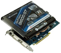 EliteGroup PCI-E NVIDIA GeForce 9600GT Silent 512Mb DDR3 256bit  retail