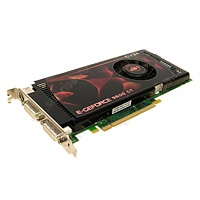 EVGA PCI-E NVIDIA GeForce 9600GT SC 512Mb DDR3 256bit TV-out 2xDVI retail