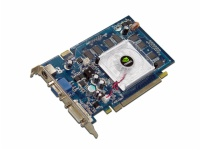 EliteGroup PCI-E NVIDIA GeForce 8500GT 512Mb DDR2 128bit TV-out DVI HDTV retail