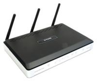 D-Link DSL-2740U/RU Wireless 802.11b/g/n / Ethernet ADSL/ADSL2/ADSL2+ Router 4х10/100Mbps