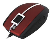 A4 Tech X6-22D Red Lazer Optical Mouse, 1000dpi, 4 кнопки+3 прогр. кнопки, колесо прокрутки, PS/2+USB.