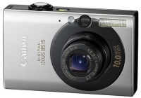 Canon Digital IXUS 85 IS Black