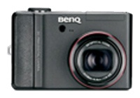 Benq DC-P860 Black 8.0Mpx, 3072x2304,640x480 video, 6х опт./5х цифровой зум,18Mb, SD-Card,182гр.