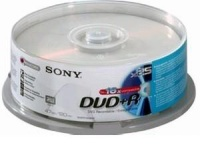 Sony 4.7Gb DVD-R 16x Cake box 25шт