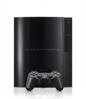 Sony PlayStation 3 Black Rus 40GB