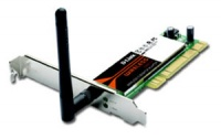 D-Link DWA-520 WIRELESS G+ 108MBPS PCI ADAPTER