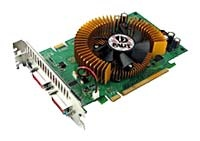Palit PCI-E NVIDIA GeForce 8600GT Sonic 256Mb DDR3 128bit TV-out DVI retail