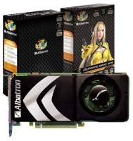 Albatron PCI-E PC8800GTS GeForce 8800GTS 512Mb 256bit DDR3 DVI TV-out Retail