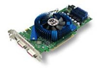 Palit PCI-E NVIDIA GeForce 8800GT 512Mb DDR3 256bit TV-out DVI retail