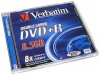 Verbatim 8.5Gb DVD+R 8x jewel Double Layer (43541)