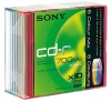 Sony 700Mb 48x Slim Color