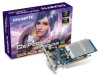 GigaByte PCI-E GV-NX84G256HE 8400GS, 256Mb DDR2 64-bit, Passive, DVI, TV-out