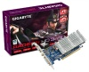 GigaByte PCI-E GV-RX345256H Radeon X3450 256Mb DDR2 64bit TV-out 2xDVI oem