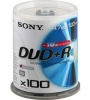 Sony 4.7Gb DVD+R 16x Cake box 100шт