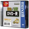 Maxell 4.7Gb DVD-R 16x slim