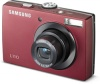 Samsung L110 Red 8.2Mpx,3264x2448,640х480 video,3х цифр.зум,20Mb,SD-Card,аккум.бат.,114гр.