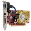 Microstar PCI-E NVIDIA GeForce NX8400GS-TD256E 256Mb DDR2 64bit TV-out DVI Retail