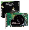 Albatron PCI-E PC8600GT GeForce 8600GT 256Mb 128bit DDR3 2хDVI TV-out Rtl
