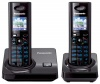Panasonic KX-TG8206RUB радиотелефон DECT,АОН,журнал на 50 вызовов,тел.спр. на 200 номеров,32 тона полиф.