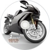 SmartTrack 4.7Gb DVD-R 16x Moto spindle 100шт.