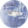 SmartTrack 4.7Gb DVD-R 16x Jeans spindle 100шт.