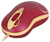 A4 Tech GOE-6DS Heart&Soul Optical Mouse, 2Click, 800dpi, USB.