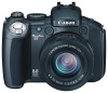 Canon PowerShot S5 IS Black 8.0Mpx,3264x2448,640х480 video,12х опт./4х цифр.зум,32Mb,SDC,MMC,450гр.