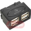 Targus Micro travel USB2.0 4 port hub with swivel connector ACH65EU