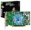 Albatron PCI-E PC8600GT GeForce 8600GT 512Mb 128bit DDR3 2хDVI TV-out Retail