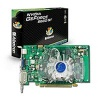 Albatron PCI-E PC8600GT GeForce 8600GT 512Mb 128bit DDR2 2хDVI TV-out Retail