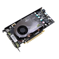 XFX PCI-E NVIDIA GeForce 8800GT 512Mb DDR3 256bit TV-out 2xDVI (PV-T88P-YDE/F-4) Retail